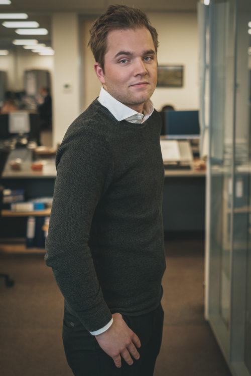 Stefan van der Pas